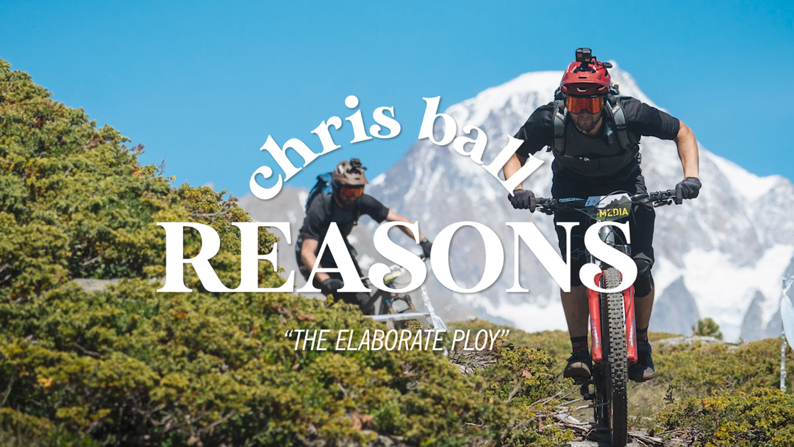 Reasons with Chris Ball and the Enduro World Series