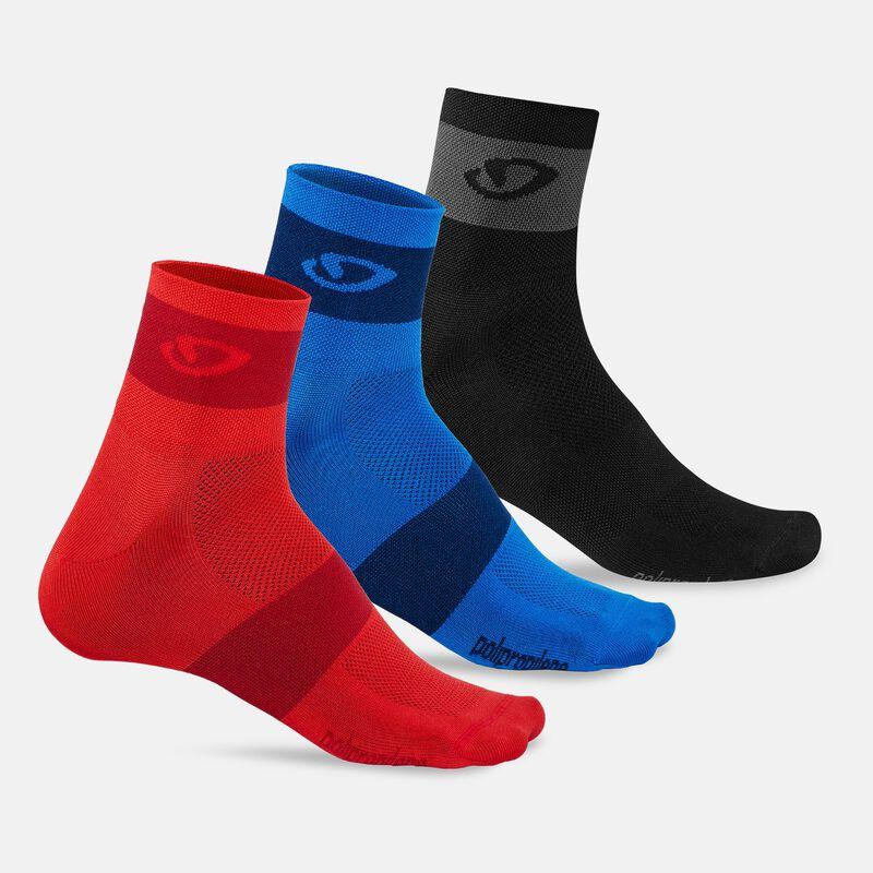 Comp Racer 3-Pack Sock