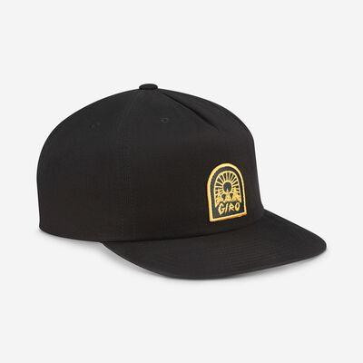 Unstructured Snapback Cap