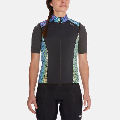 Womens Chrono Expert Reflective Wind Vest