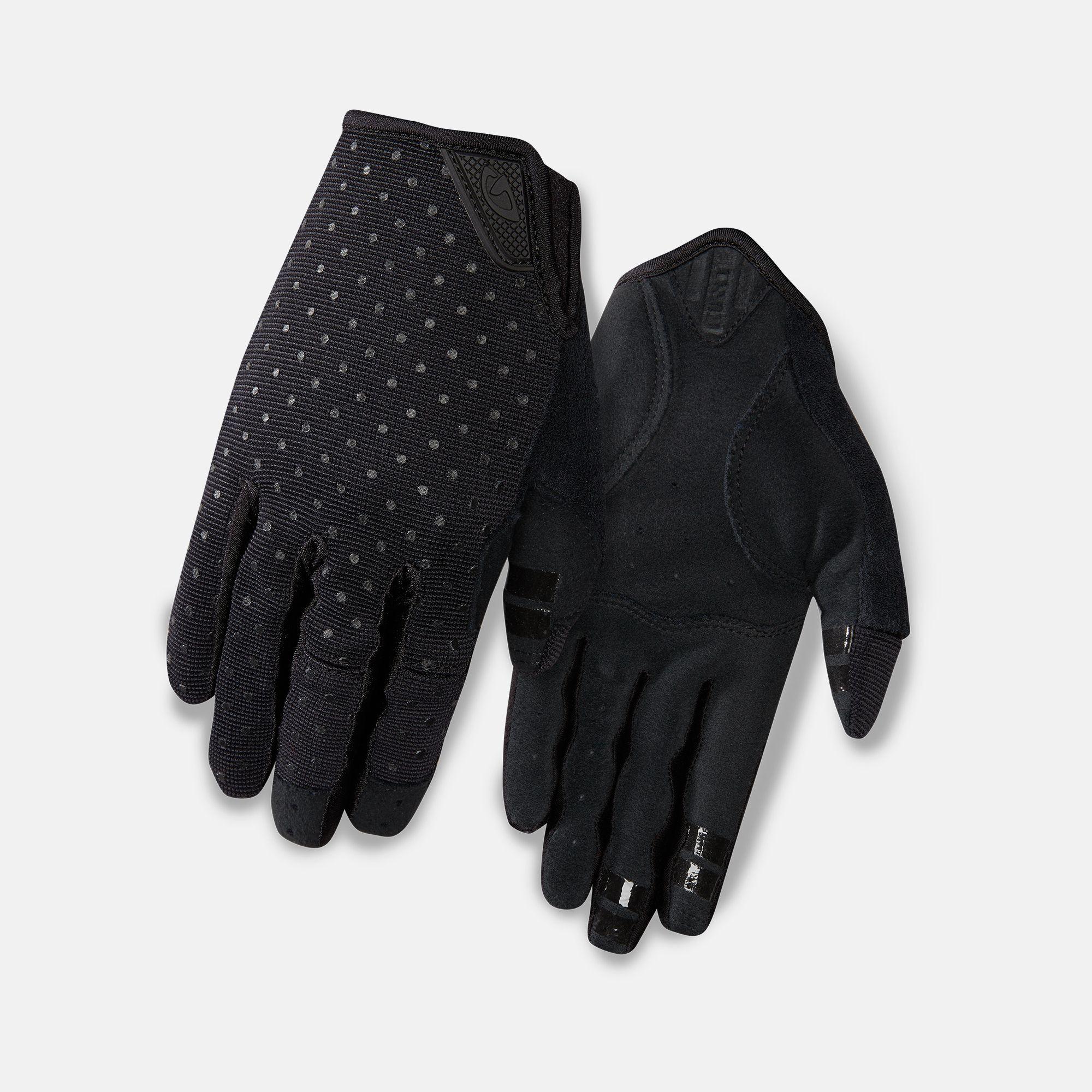 Giro Monica II Gel Womens Cycling Gloves White
