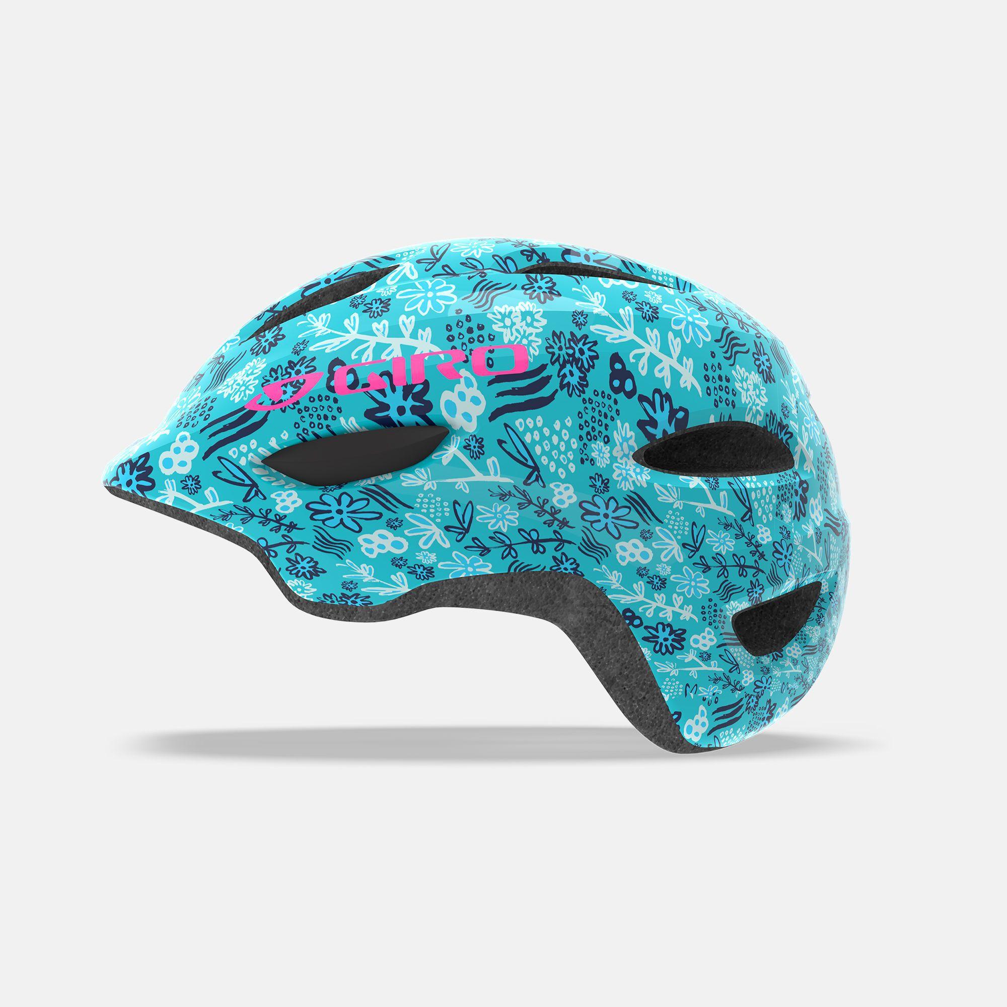 Giro Scamp Helmet Kids bright pink//pearl 2020 Bike Helmet