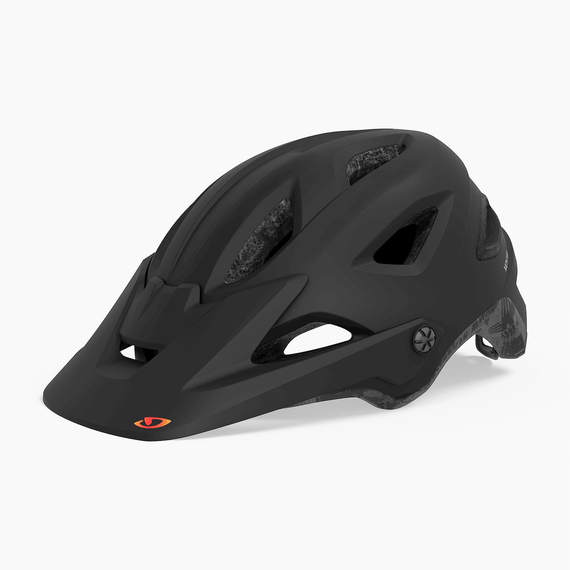 Giro Montaro Pad Kit Black Medium 2018 Black MEDIUM