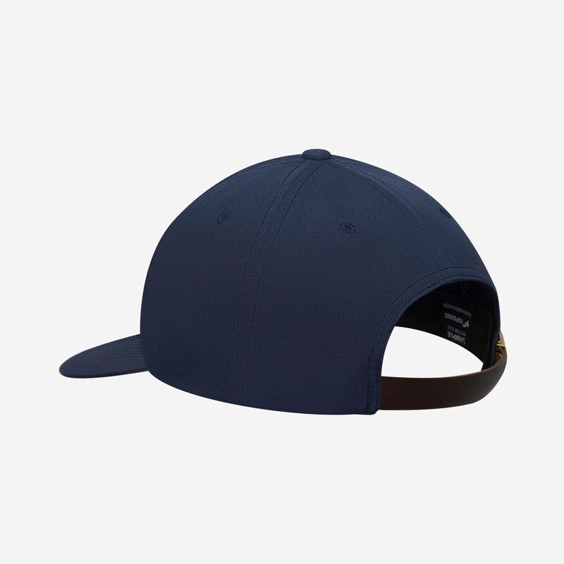 Leather Strap Cap