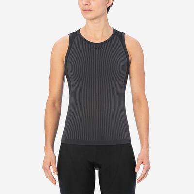 Womens Chrono Sleeveless Base Layer