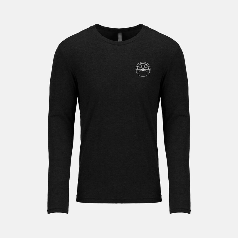 Mens Tech Tee - Long Sleeve