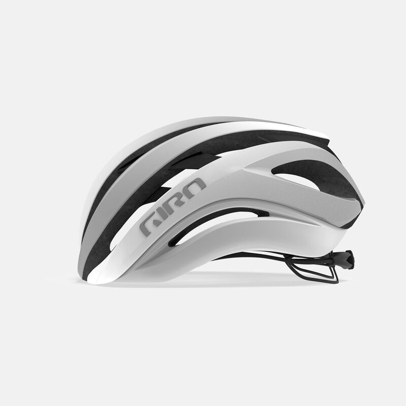 White//Silver Small Giro Synthe MIPS Equipped Bike Helmet