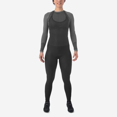 Womens Chrono Expert Thermal Halter Bib