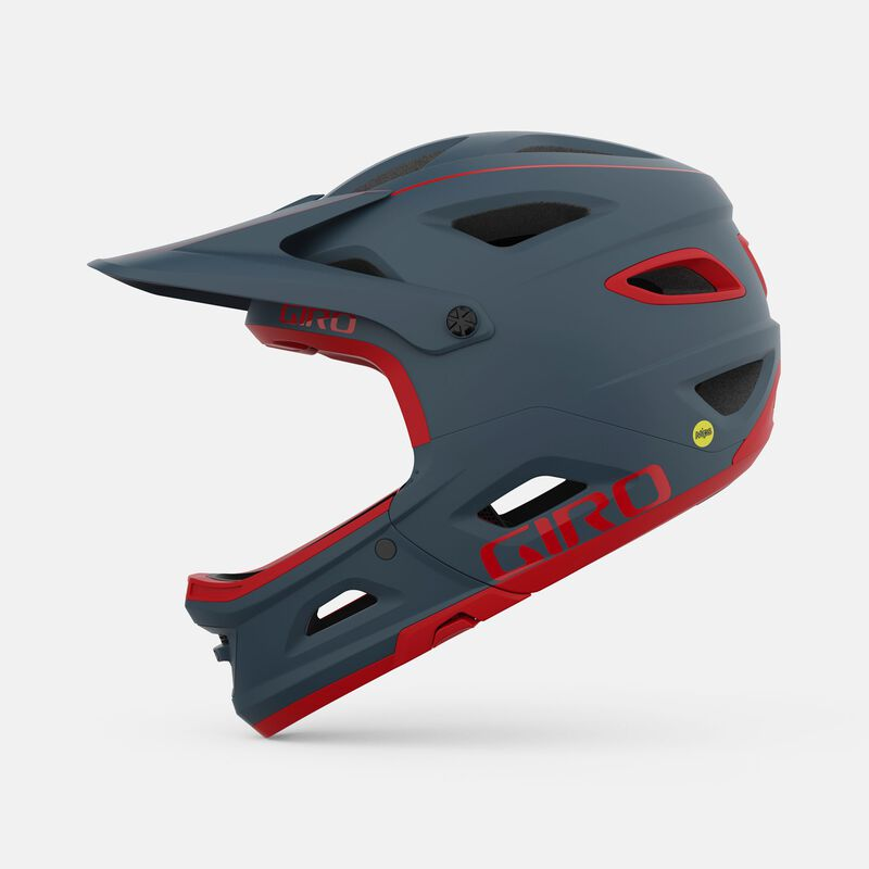 Giro Switchblade MIPS DH Fahrrad Helm schwarz//türkis