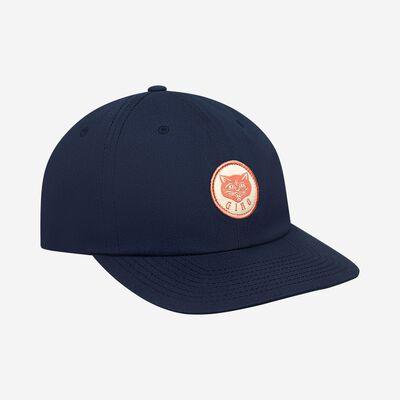 Leather Strap Cap