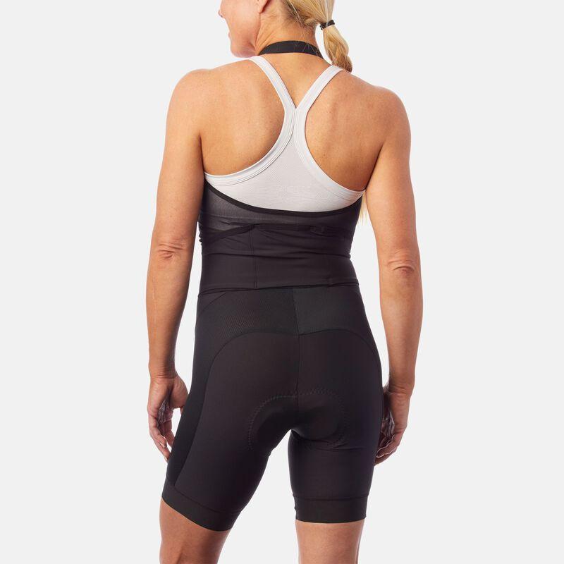 Womens Base Liner Halter Bib Short