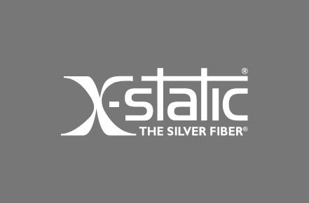 X-STATIC® FIBERS.