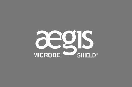 AEGIS® MICROBE SHIELD.