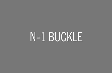 N-1 BUCKLE.