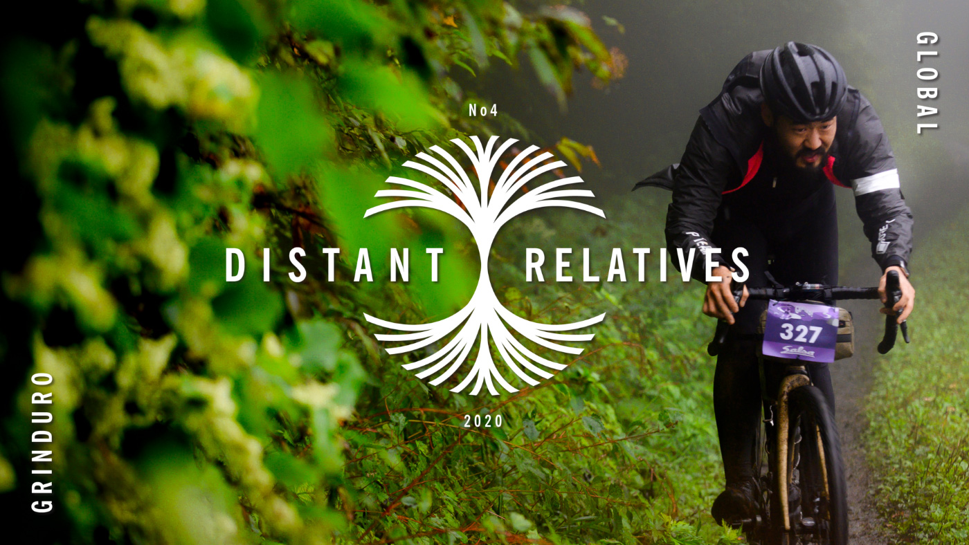 DISTANT RELATIVES: GRINDURO
