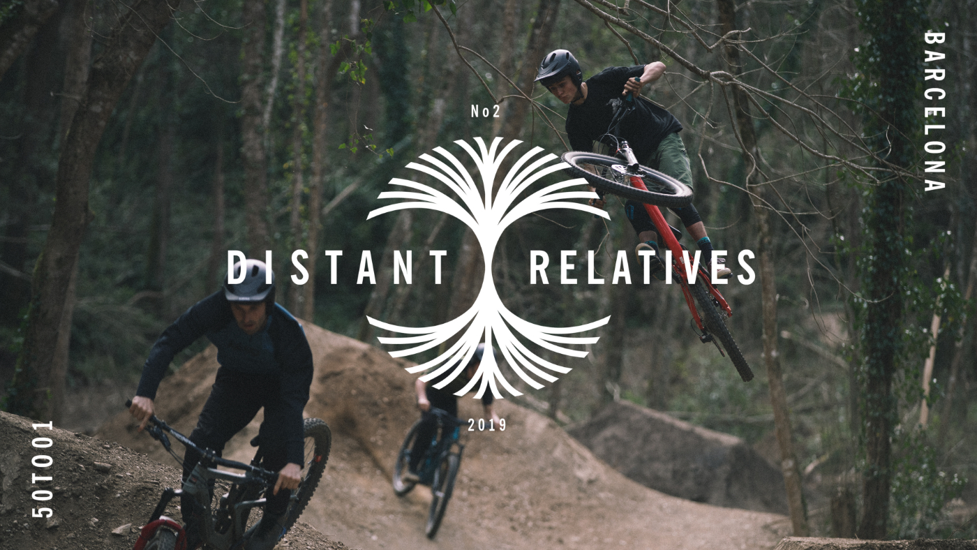 DISTANT RELATIVES: 50TO01 VISITS BARCELONA