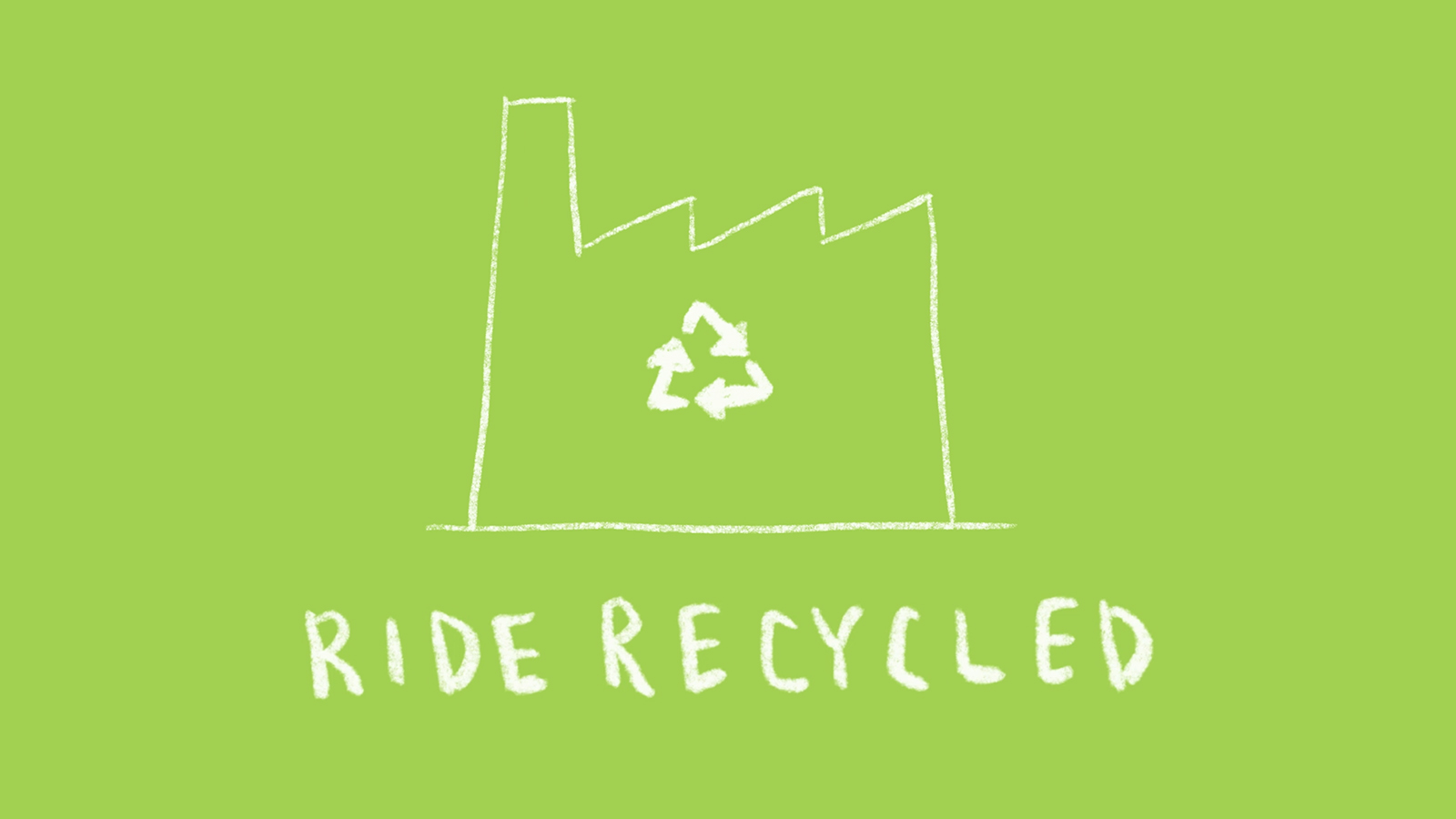 RIDE RECYCLED