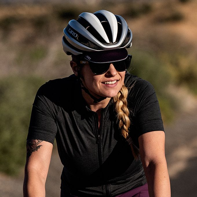 Womens New Road Jersey Details