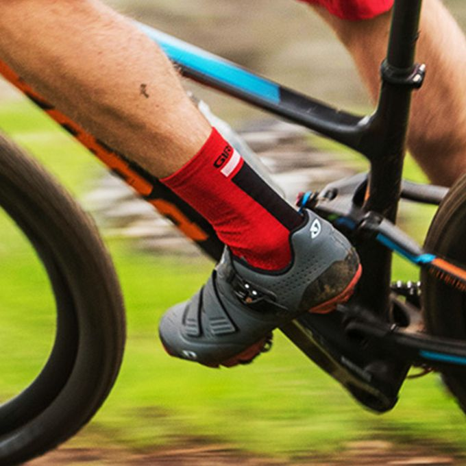 Comp Racer High Rise Sock Specs