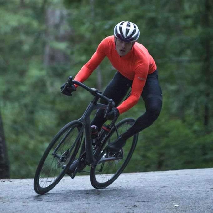 Mens Chrono Thermal LS Jersey Specs
