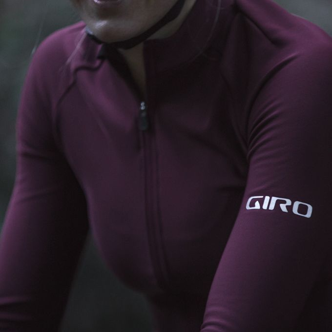 Womens Chrono Thermal LS Jersey Specs