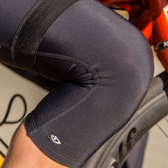 Thermal Knee Warmers Details