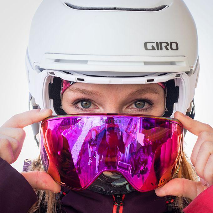 Giro Damen Terra MIPS Skihelm